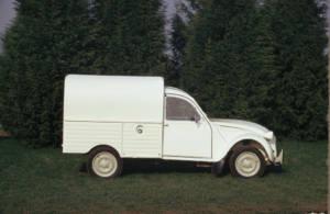Citroën 2CV Furgoneta - Cirila