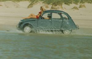 Citroën 2CV - La Cabra