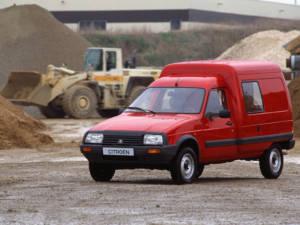Citroën C15 - La Mula