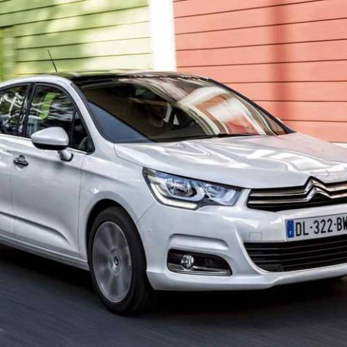 Citroën C4 2017, mayor dotación de serie