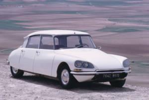 Citroën ID-DS - Tiburón