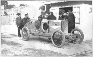 Hispano-Suiza 1914 - La Sardina