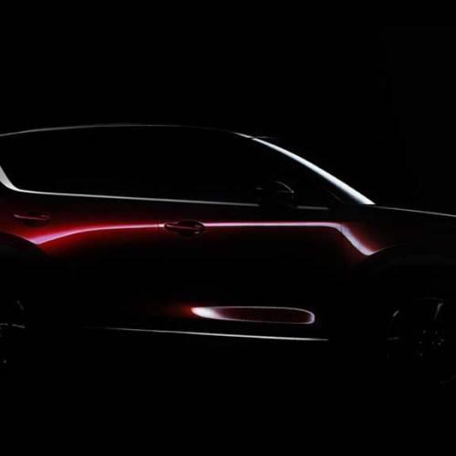El Mazda CX-5 2017 se presentará en Los Ángeles