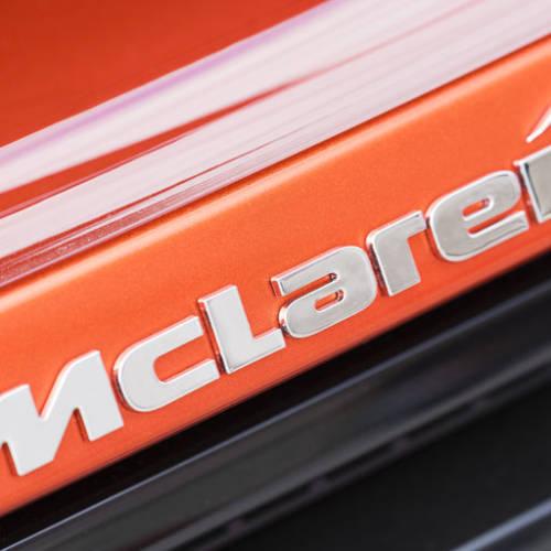 50 años de McLaren: los objetos para coleccionistas que te están esperando