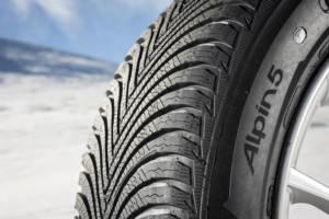 Neumáticos de invierno - Michelin Alpin 5