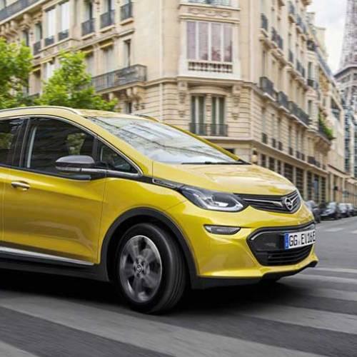 El Opel Ampera-e en vídeo, el eléctrico referencia