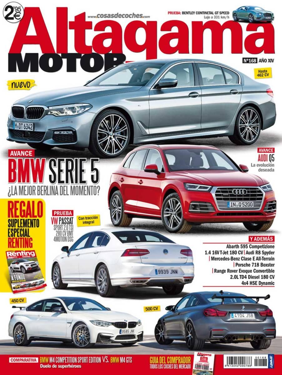 Revista Altagama Motor Número 168