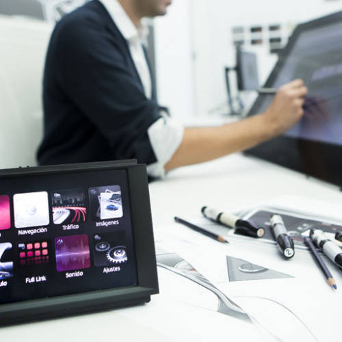 SEAT contará con más diseñadores de pantallas que de exteriores