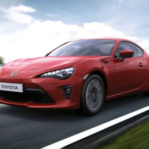 Los precios del Toyota GT86 2017
