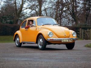 VW Tipo 1 - Escarabajo