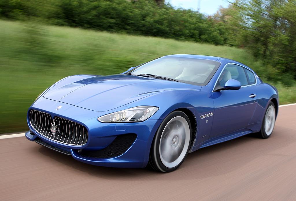 Coches que más consumen Maserati GranTurismo