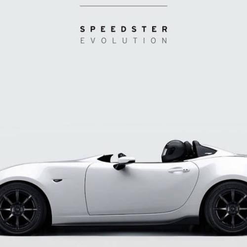 Mazda MX-5 Speedster Evolution y RF Kuro, directos al SEMA