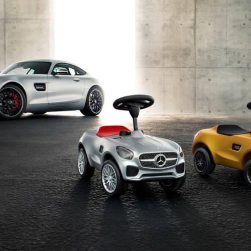 Mercedes-AMG GT Bobby-Car, el primer deportivo de tu hijo