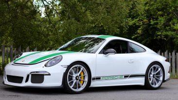 Porsche 911 R subasta Bonhams