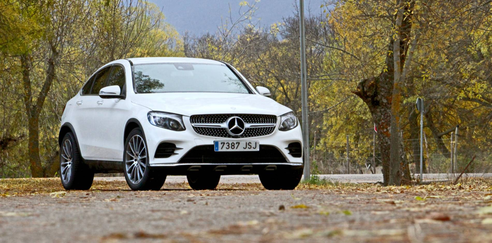 Prueba Mercedes GLC 250d Coupé, tras los pasos del GLE