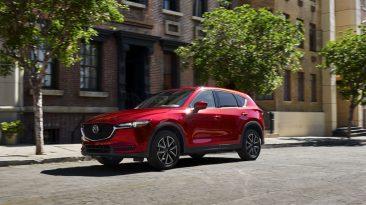 Nuevo Mazda CX-5 2017