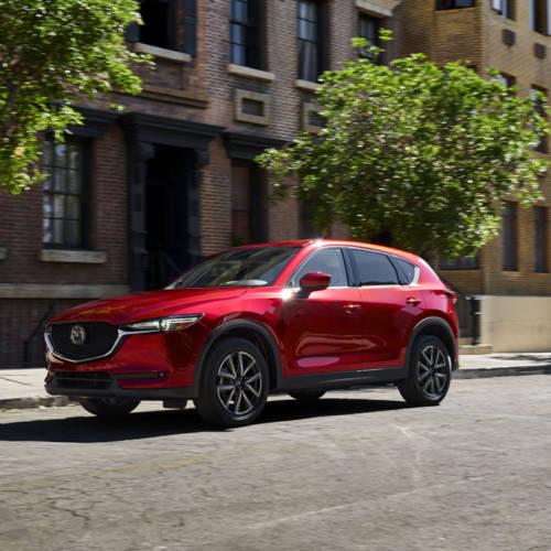 Mazda desvela la nueva imagen del CX-5