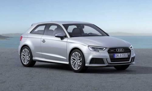 El Audi A3 se queda sin la opción de carrocería tres puertas