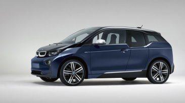 Observatorio del Vehículo de Empresa - BMW i3