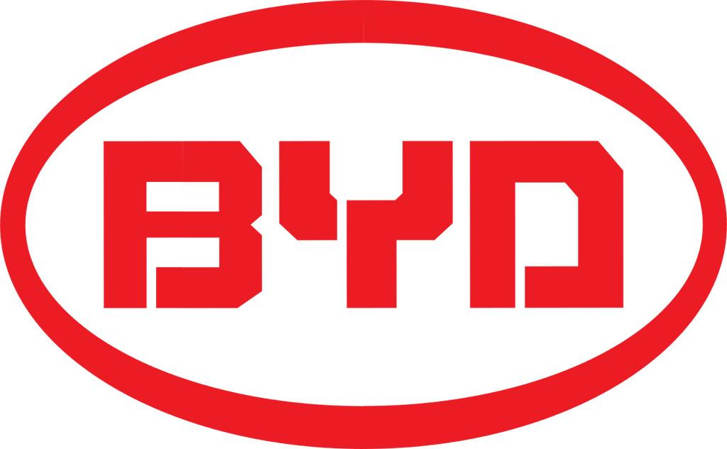 Logo BYD