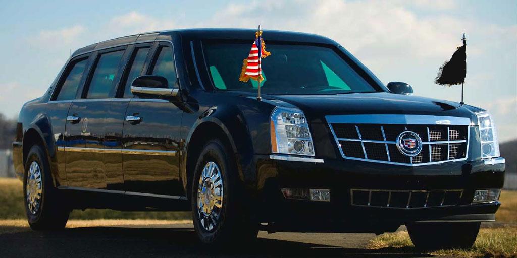 Cadillac One de Barack Obama