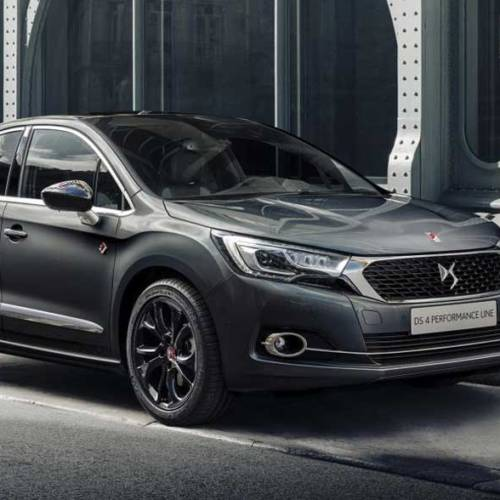 DS 4 Performance Line, el que faltaba