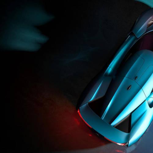 La marca china NextEV presenta su 'súpercoche': 1.340 CV de potencia