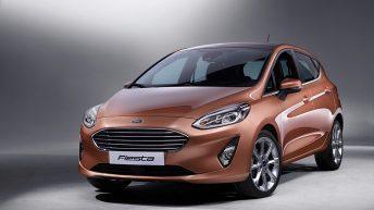 Ford Fiesta Titanium 2016