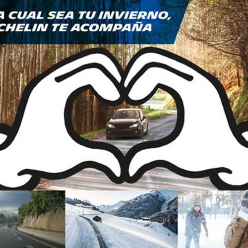 Promoción de Michelin en neumáticos de invierno