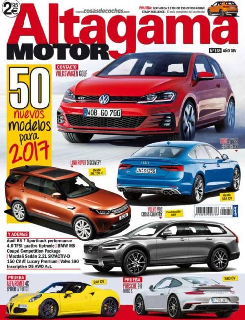 Revista Altagama Motor Número 169