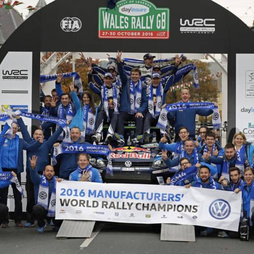 Oficial: Volkswagen deja el Mundial de Rallies