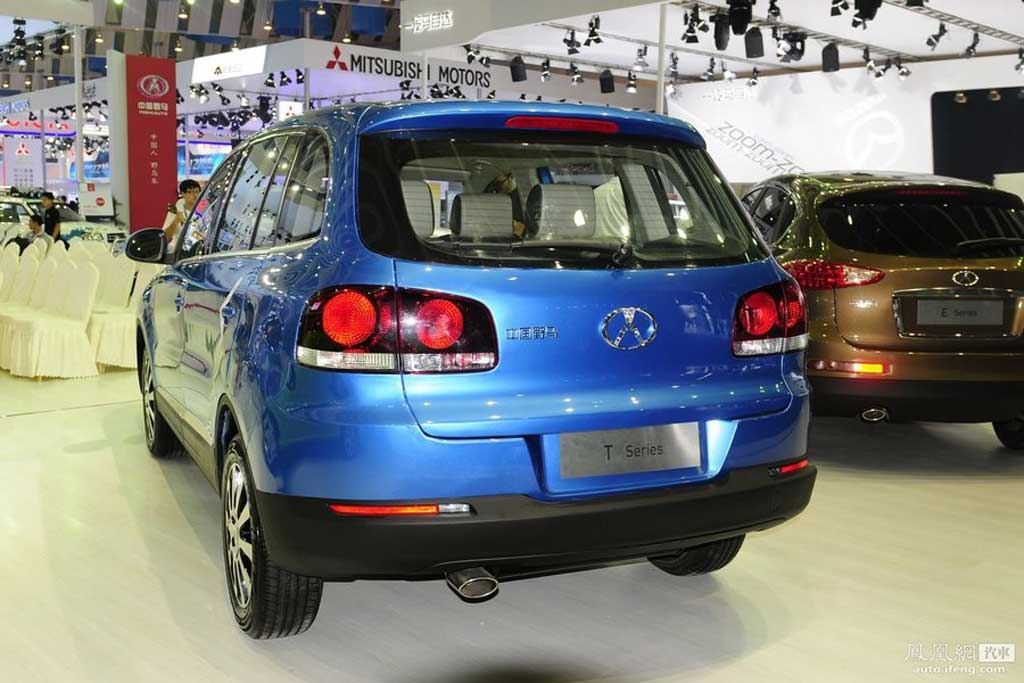 Yema T-SUV 2011