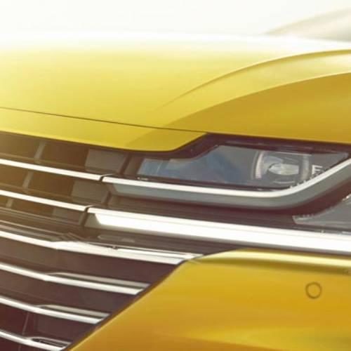 Volkswagen Arteon 2018, el Volkswagen CC que nos espera