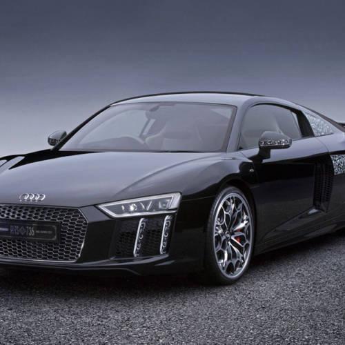 Solo para amantes de los videojuegos, un Audi R8 inspirado en Final Fantasy