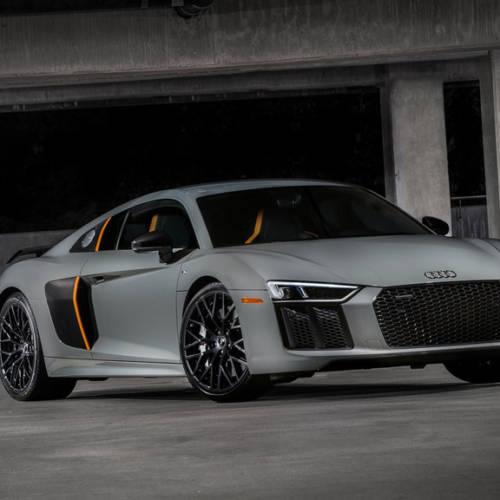 Audi R8 V10 Plus Exclusive Edition, láser de serie solo en Estados Unidos