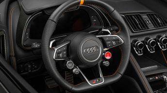Audi R8 V10 Plus Exclusive Edition volante