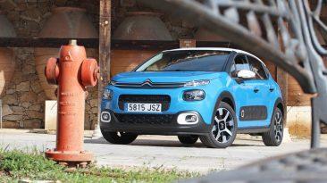 Prueba Citroën C3 2017 BlueHDI 100
