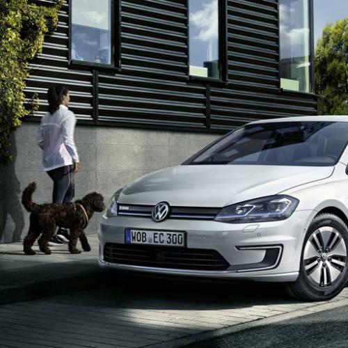 Volkswagen e-Golf 2017, más autonomía y nuevo maquillaje