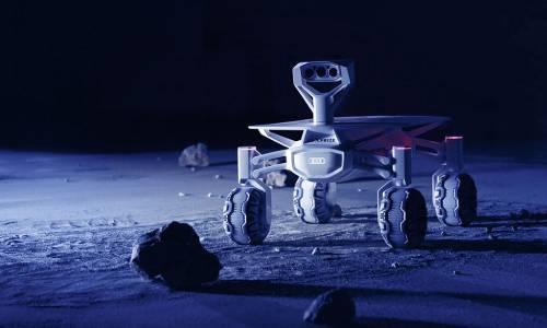 Audi ya está listo para viajar a la luna