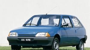 Citroën AX: sus 30 años en 10 claves