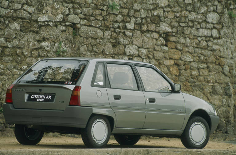 Citroën AX Club 1992