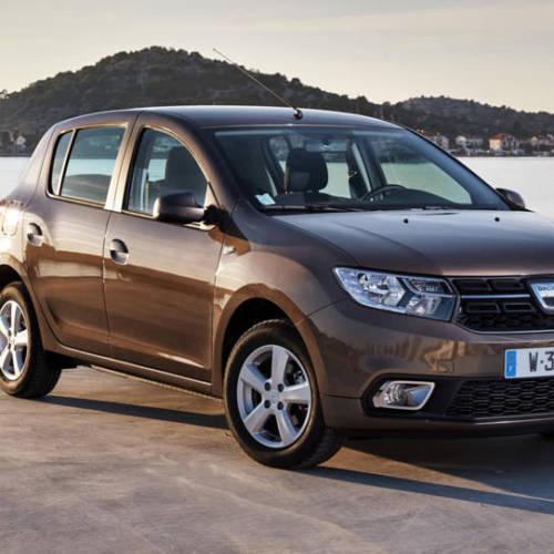Los precios de los Dacia Sandero y Logan 2017