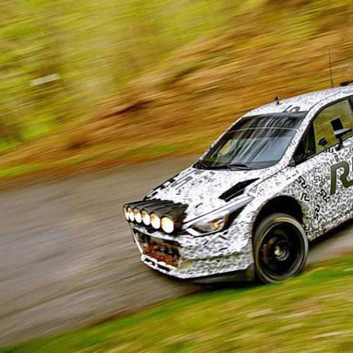 Hyundai se apunta al Nacional de Rallies con Ares y Pernía y su i20 R5