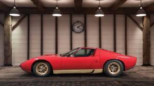 """Ve pidiendo un """"megacrédito"""" para este Lamborghini Miura SV (fotos)"""