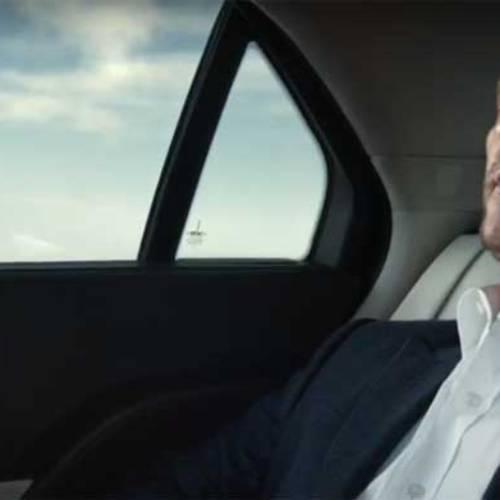Lincoln Continental 2017: Mathew McConaughey se pide detrás