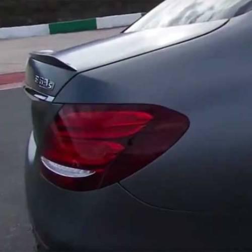 El Mercedes-AMG E 63 S 4MATIC+, en 360º por Portimao