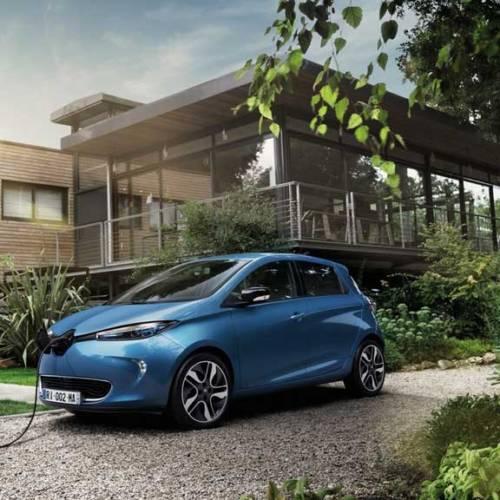 Los futuros Renault ZOE y Nissan LEAF serán rivales directos