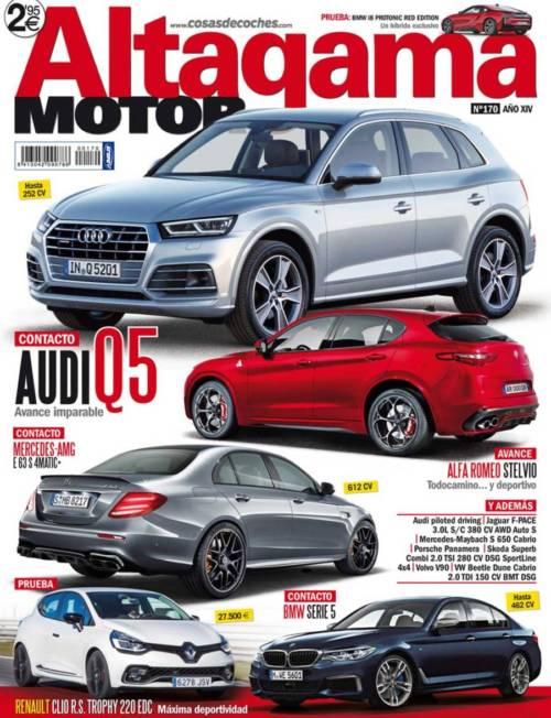 Revista Altagama Motor Número 170