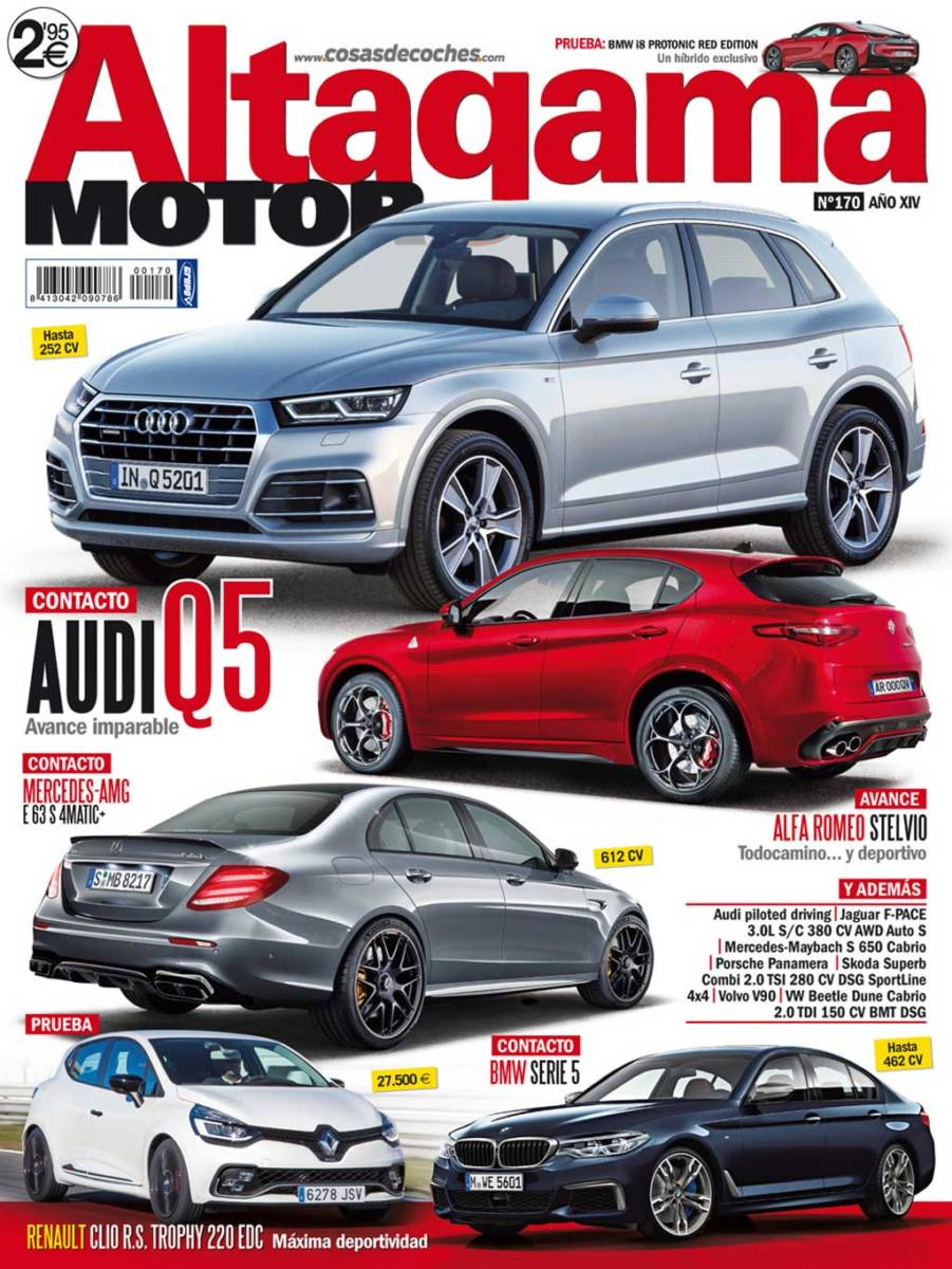 Revista Altagama Motor numero 170