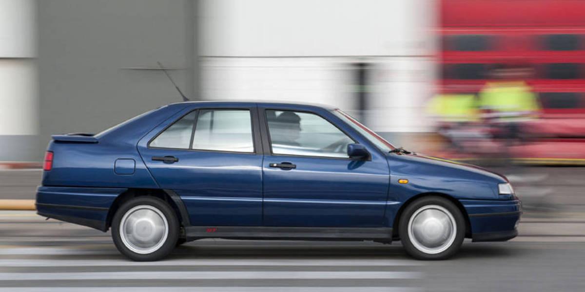 Prueba SEAT Toledo I: ¿Clásico o no?
